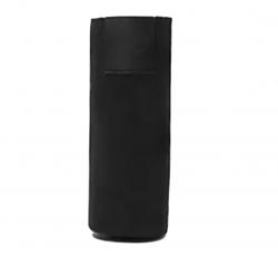 Small Anti-Slip Yoga Towel - Black