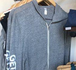 Long Sleeve zip hoodie