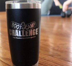 Boot Camp Challenge® Yeti Rambler