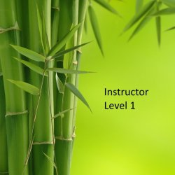 Level 1 Instructor Course