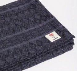 326 Manduka Cotton Blanket (Thunder Grey)