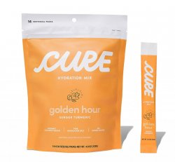 Cure hydration mix (buy 5 get 1 Free)