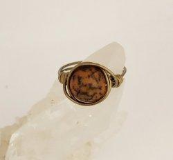 Primal Orange  Ring (8.25)