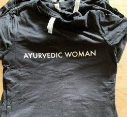 Ayurvedic Woman TShirt