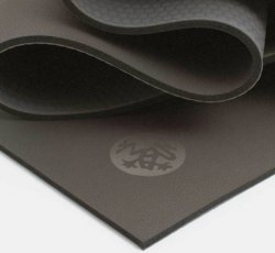 333 Manduka GRP Hot Yoga Mat (Steel Grey)