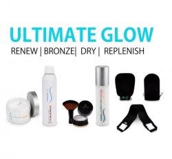 Infinity Sun Ultimate Glow home tanning kit