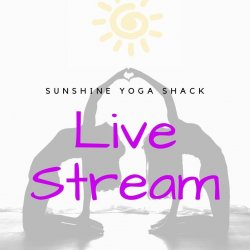 Live Streaming Yoga