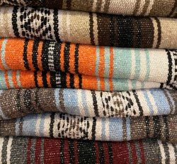 Mexican Blankets (2)