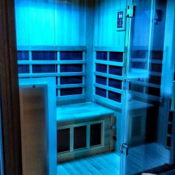 Halotherapy Salt Booth (Heated/NonHeated)