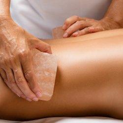 Himalayan Salt Stone Massage 60 Minutes