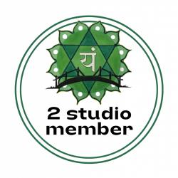 2 Studio Membership- Full Access