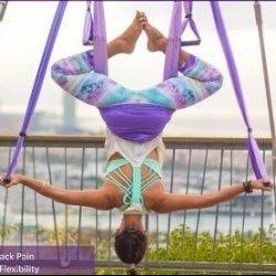 Yoga Trapeze Private 4 Class Session