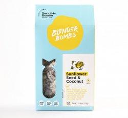 BLENDER BOMB  Sunflower Seed & Coconut