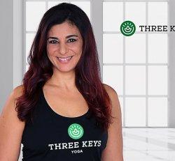 Three Keys Tank Top (Heather Grey)