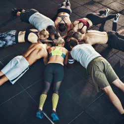 Group Fitness Single Month