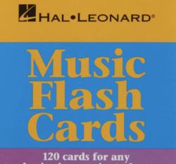 Flash Cards - Hal Leonards Set A
