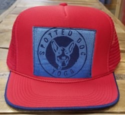 Recaps Hat Red