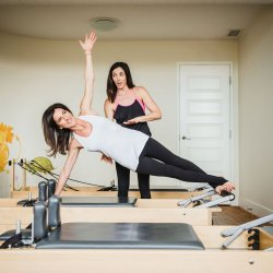 10 sessions Private Pilates (60 min)