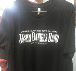 Jason Daniels Band Tanks & Tees