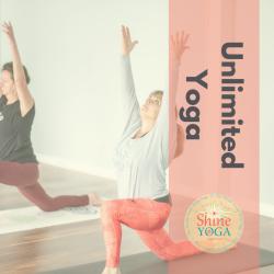 One Year Unlimited Yoga $99