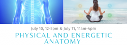 Physical and Energetic Anatomy