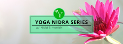 IN STUDIO Yoga Nidra Series