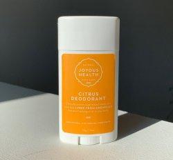 Joyous Health - Citrus Deodorant