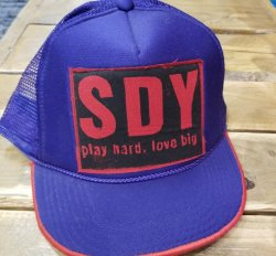 Recaps Hat Blue SDY