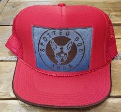 Recaps Hat Red