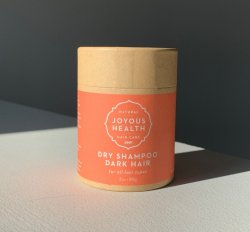 Joyous Health - Dry Shampoo Dark Hair