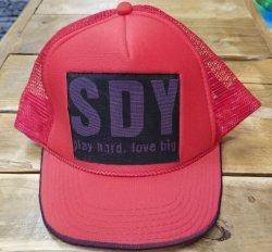Recaps Hat Red SDY