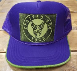 Recaps Hat Blue-Purple