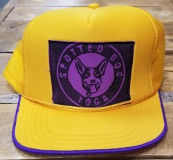 Recaps Hat Yellow