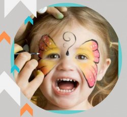 Face Painting (1 hour)