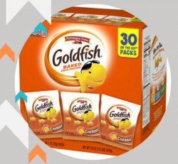 Goldfish Party Pack (15 @ $1.00)