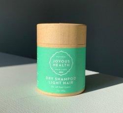 Joyous Health - Dry Shampoo Light Hair