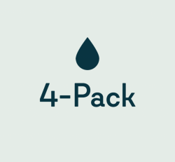 4 Pack Booster Shots
