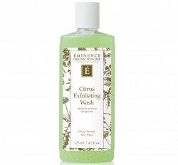 Citrus Exfoliating Wash 4 oz