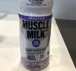 Smoothie Muscle Milk