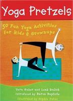 Kids Yoga Pretzels Deck