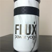 Stainless Steel Travel Tumbler (Marble)