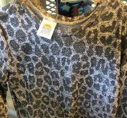 BSB leopard sweatshirt