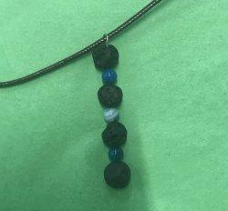 Lava Stone Necklace