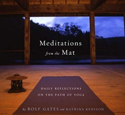 Book: Meditations from the Mat