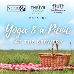 Yoga & a Picnic