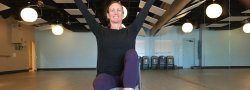 HEY Chair Yoga, Tuesdays, April 21 - May 19, 2020 with Donna, Online