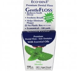 Eco-dental floss