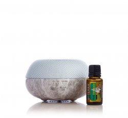 doTERRA Brevie Stone with Holiday Peace