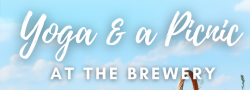 Yoga & a Picnic at the Brewery