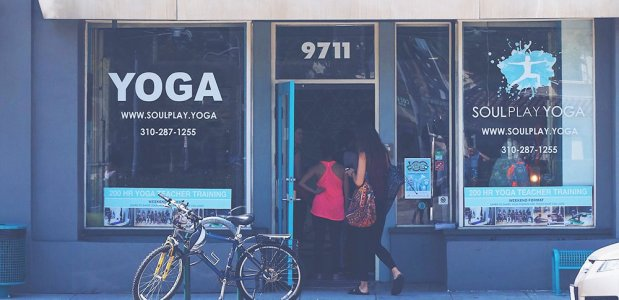 Yoga Studio in Culver City, CA